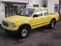 Ford Ranger 2.5TDdi Crewcab 4x4 Pickup Double Cab