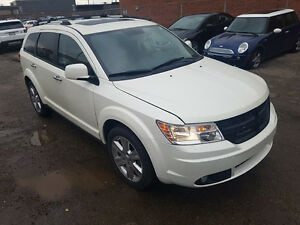2013 DODGE JOURNEY RT - CERTIFIED! WE PAY HST! NAV! DVD! CHROME