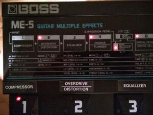 Multi-effect Boss ME-5