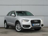 2013 AUDI Q3 2.0 TDI S Line Bluetooth 1 Owner Economical Aircon