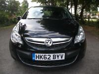 Vauxhall/Opel Corsa 1.2i 16v ( 85ps ) 2012 FACELIFT + 12 MONTHS WARRANTY FREE