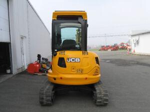 JCB Excavator 8035ZTS