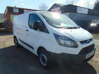 Ford Transit Custom 2.2TDCi L1H1 270 Eco-Tech 2013 ( 62 Reg )