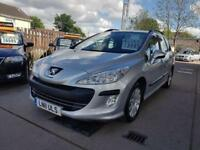 2011 Peugeot 308 SW 1.6 HDi SR 5dr
