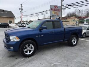 2010 Dodge Ram Pickup 1500 4x4 SLT Sport 4dr Quad Cab 6.3 ft. SB
