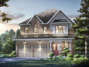 Live in upgraded, brand new home in Bowmanville