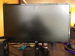 2015, acer desktop + LG monitor