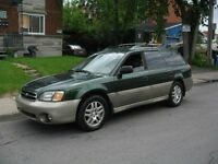 Subaru Legacy Wagon 5dr Outback w-All Weather 2002