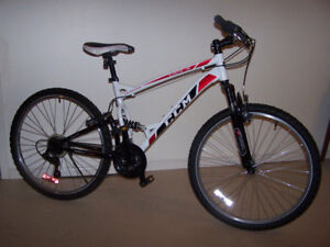 Dual Suspension Aluminum Mountain Bike.   $175 or best offer...