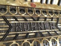 Rare Hohner 1055 Vintage Accordion