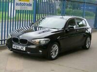 2014 64 BMW 1 SERIES 1.6 116D EFFICIENTDYNAMICS BUSINESS 5DR 114 FULL LEATHER-DA