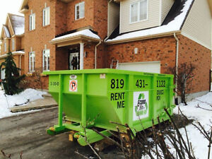 EconoBin Container Rental Lowest Price Location de Conteneurs Gatineau Ottawa / Gatineau Area image 5