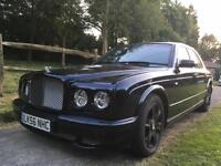 2007 BENTLEY ARNAGE R TWIN TURBO 454bhp 52k miles! T RL Mulsanne Rolls-Royce