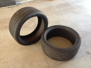Dunlop sport max gt TIRES for sale