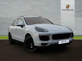 Porsche Cayenne S D PLATINUM EDITION TIPTRONIC S Estate Diesel Automatic