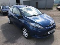 Ford Fiesta 1.4 Edge, £20 a year Road Tax, bluetooth, 12 Month Mot, 3 Month Warranty