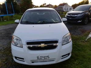 Chevrolet aveo 2011 à vendre 3500 négo