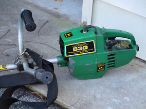 John Deere 83G Weed String Gas Trimmer Straight Shaft London Ontario image 2