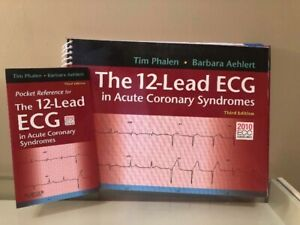 The 12-Lead ECG in Acute Coronary Syndromes Textbook - 3 edition