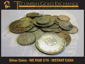 WE BUY GOLD, SILVER, DIAMONDS, COINS, ANTIQUES, WATCHES, ESTATES Windsor Region Ontario image 5