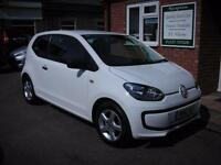 2012 VOLKSWAGEN UP 1.0 Take Up 3dr