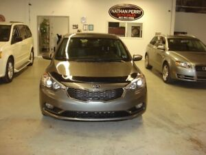 2014 Kia Forte EX LUXURY Sedan