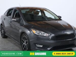 2016 Ford Focus SE SPORT AUTO A/C MAGS JUPES CAMÉRA RECUL