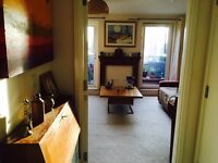Summer holiday, Double room to let in Hackney Apartment,