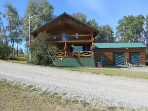 RV Park/Campground Featuring Log Home For Sale