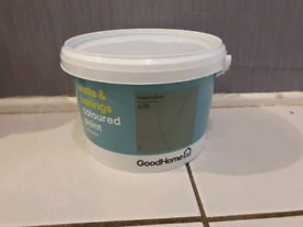 B&Q paint - Brand new and sealed- no longer needed