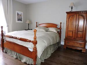 PRIX RÉDUIT! mobilier de chambre  de marque Kroehler en bois
