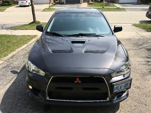 2011 Mitsubishi Evolution Limited Sedan