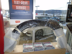 Bushwack Fender Flares (Brand New in Box)