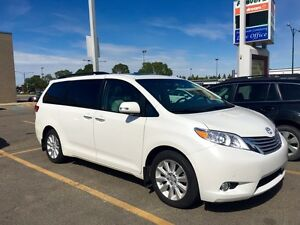 TOYOTA Sienna Limited AWD for sale