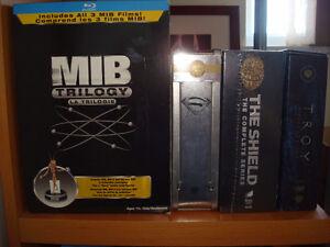 DVD - Blu-Ray Collection - Coffrets, Film, Series, etc