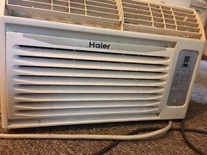 Two window air conditioners very good condition. $50 each