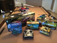 Radio Controlled Helicopters - Blade