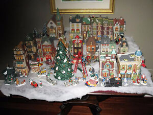 "DEPT. 56 ""CHRISTMAS IN THE CITY"""