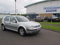 2003 03 VOLKSWAGEN GOLF 1.6 MATCH 5D AUTOMATIC 102 BHP