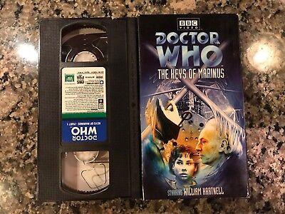 Doctor Who The Keys Of Marinus Vhs  1964 Episode  Torchwood Eastenders
