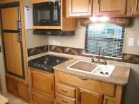 Camping Trailer For Rent With Delivery -  2011 Puma 27'