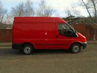 2013 Ford Transit Wood Lined