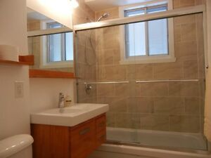 FULLY FURNISHED AND RENOVATED 6-1/2 ROSEMONT