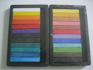 Ensemble Pastel sec 24 pcs (Nouveau) / Artist Pastels Set 24pc