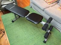 Multi Use Weights Bench/ Exercise Bench