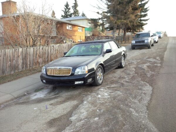 Cadillac Deville Dts For Sale Canada