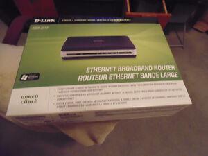 D-Link EBR-2310 Router
