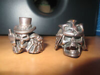 Skull Rings Together or Seperate