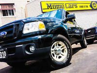 '10 Ford Ranger XLT! PwrPkg+Keyless+A/C! ONLY $89/Pmts!!