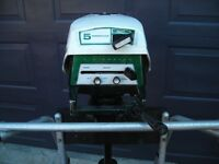 Sears Gamefisher 5 HP outboard Motor